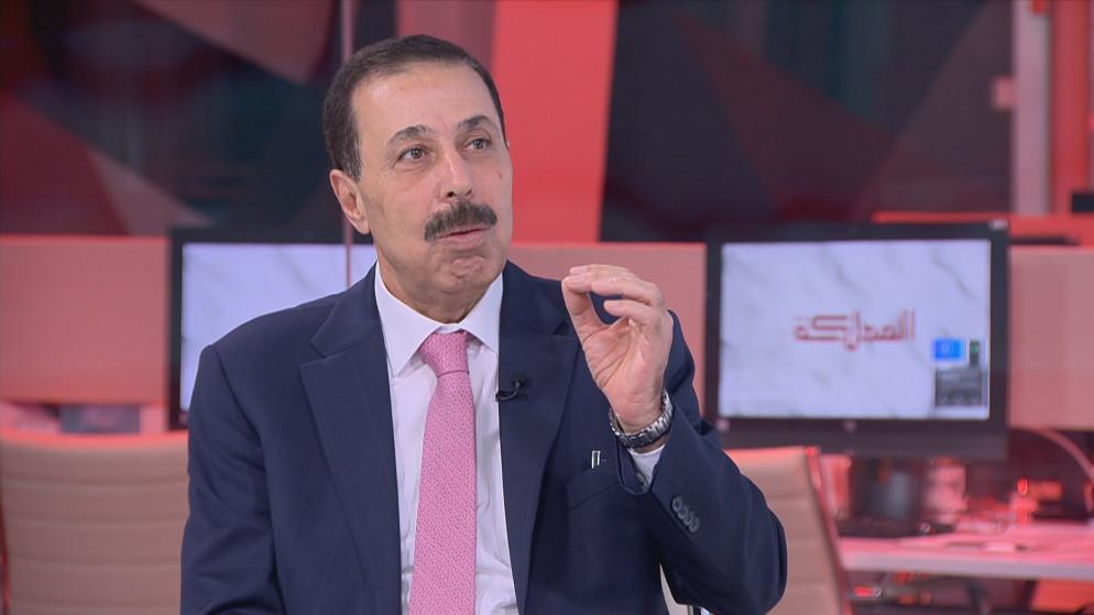 وزير التربية والتعليم تيسير النعيمي. (المملكة)