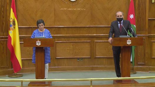 وزير الخارجية: إسبانيا ستقدم للأردن 50 مليون يورو لدعم مشاريع تنموية