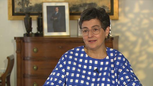 وزيرة الشؤون الخارجية الإسبانية: الأردن لا يمكنه تحمل أعباء اللجوء وحده