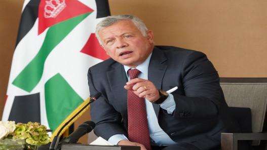 الملك يؤكد أهمية الاستفادة من العقول والأيدي الأردنية لمصلحة القطاع الزراعي