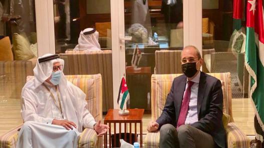الأردن والبحرين يؤكدان العمل على تعزيز العلاقات الراسخة التي تجمع المملكتين