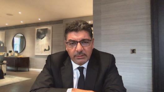 رجل الأعمال الحريري يدعو إلى حكومة مستقلة في لبنان