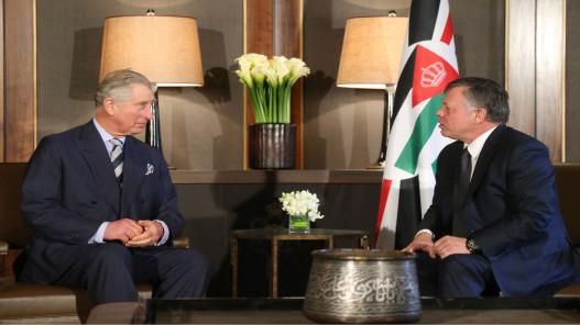 الأمير البريطاني تشارلز يزور الأردن الشهر المقبل