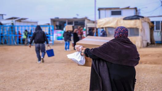 37.8 مليوندولار تمويل خطة استجابة الأردن للأزمة السورية العام الحالي