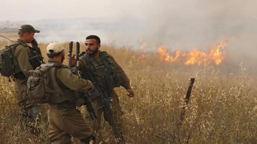 الحكومة الإسرائيلية تصادق على خطة هجوم جوي على قطاع غزة