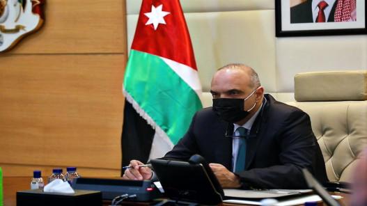 رئيس الوزراء ينقل رسالة شفوية من الملك لولي عهد أبو ظبي