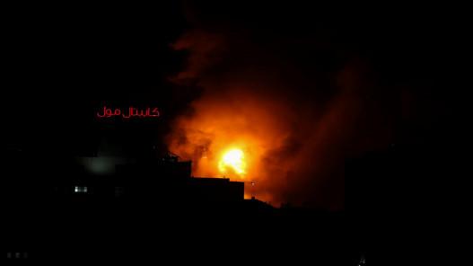 ارتفاع حصيلة العدوان الإسرائيلي على غزة إلى 83 شهيدا