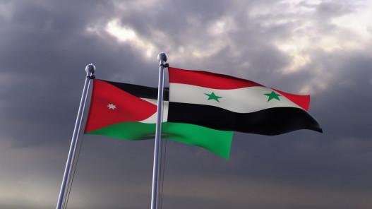 إعادة فتح الحدود البرية الأردنية السورية اعتبارا من اليوم