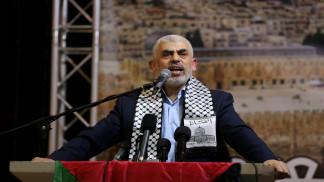 إصابة القيادي في حركة حماس يحيى السنوار  بالفيروس