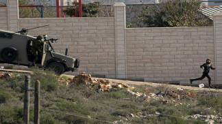 استشهاد طفل فلسطيني برصاص قوات الاحتلال الإسرائيلي