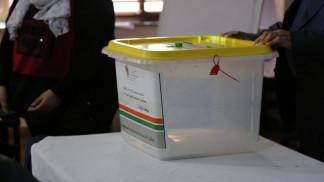 أكثر من 60 ألف شخص عدد العاملين في العملية الانتخابية