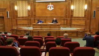 وزير الخارجية يؤكد أهمية تضامن المجتمع الدولي لمساعدة لبنان