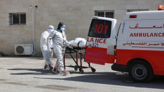 ارتفاع وفيات الفيروس في الأراضي الفلسطينية إلى 104