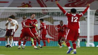 ليفربول يحافظ على بدايته المثالية بالفوز على أرسنال 3-1