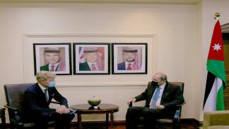 الأردن والأمم المتحدة يبحثان جهود إنهاء الأزمة اليمنية عبر حل سياسي