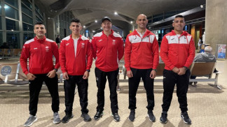منتخب الملاكمة يتوجه إلى صربيا للمشاركة في بطولة العالم