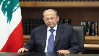 الرئيس اللبناني: أسباب مناخية ولوجستية لا تناسب المهلة الدستورية لإجراء الانتخابات