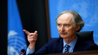 مبعوث الأمم المتحدة: اجتماع اللجنة الدستورية السورية محبط للغاية