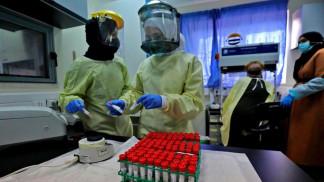 8 وفيات و438 إصابة جديدة بالفيروس في الأراضي الفلسطينية