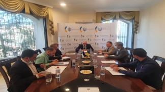 دبلوماسي أوكراني: رؤية مشتركة حول الأمن الغذائي والتعاون التجاري مع الأردن