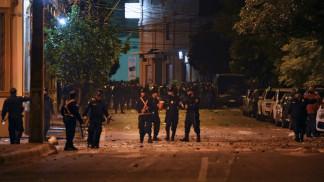 رئيس باراغواي يعلن عن تعديل وزاري إثر تظاهرات عنيفة احتجاجا على إدارة السلطة لأزمة الوباء