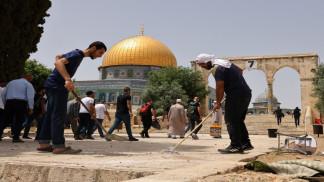 مدير أوقاف القدس: تشكيل لجنة لحصر أضرار لحقت بالمسجد الأقصى