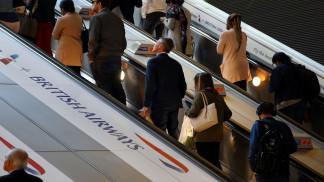 الخطوط الجوية البريطانية تلغي رحلاتها إلى تل أبيب