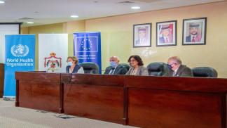 برنامج لتعزيز خدمات الرعاية الصحية الأولية للاجئين السوريين والأردنيين الأكثر ضعفا