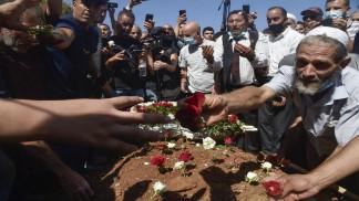 الرئيس الجزائري السابق بوتفليقة يوارى الثرى بمراسم أقل من أسلافه