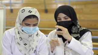إعطاء أكثر من 136 ألف جرعة من لقاح كورونا في الأردن خلال أسبوع