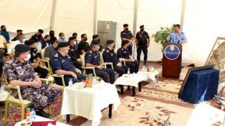 مديرية الأمن العام تطلق خطة أمنية خاصة بمهرجان جرش